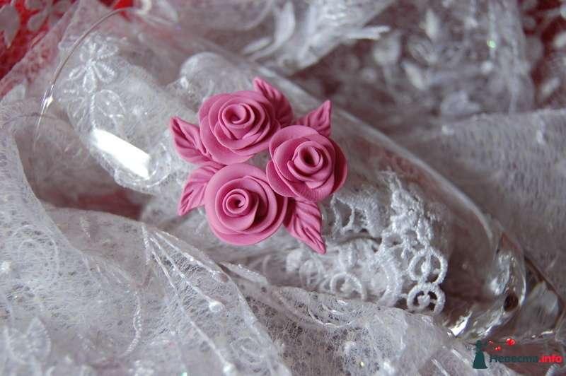 Фото 90832 в коллекции Свадебные бокалы с ручной лепкой!!! - Невеста01