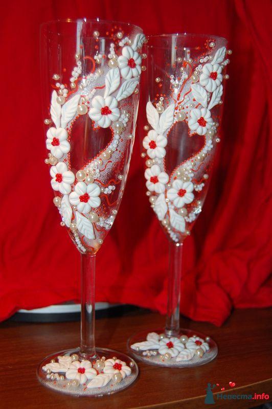 Фото 116868 в коллекции Свадебные бокалы!! - Невеста01