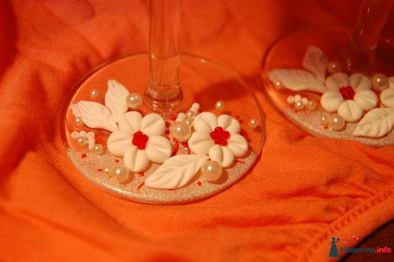 Фото 116870 в коллекции Свадебные бокалы!! - Невеста01