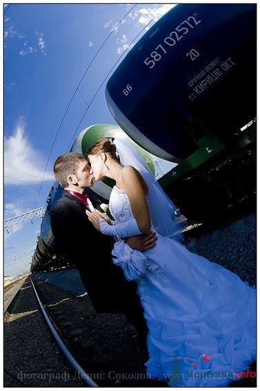 Фото 74864 в коллекции свадебные фото - Фотограф Денис Соколов