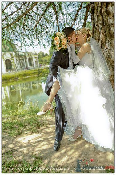 Фото 74872 в коллекции свадебные фото - Фотограф Денис Соколов
