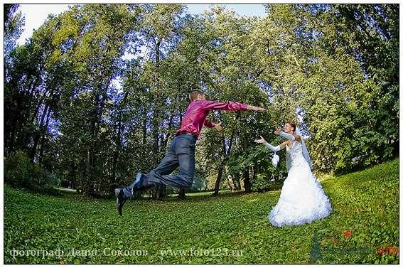 Фото 74878 в коллекции свадебные фото - Фотограф Денис Соколов
