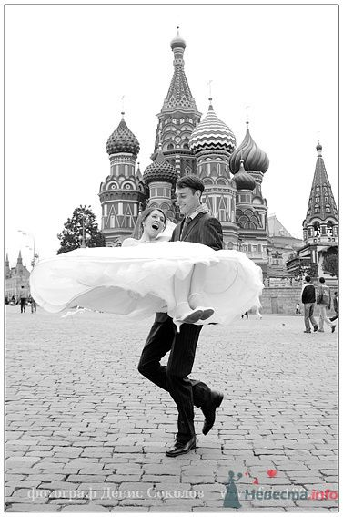Фото 74896 в коллекции свадебные фото - Фотограф Денис Соколов