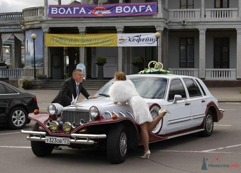 Фото 74930 в коллекции Мои фотографии - Ретро-такси - аренда лимузина