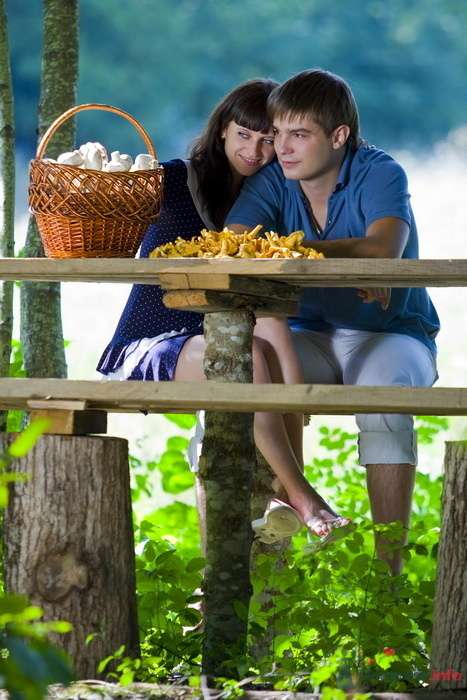 Фото 75375 в коллекции Love Story Аркадий и Евгения - Невеста01
