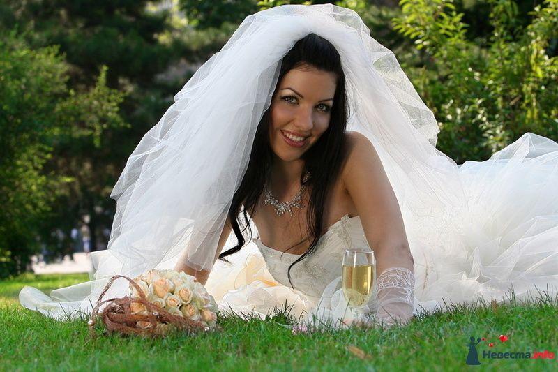 Фото 88111 в коллекции 25.07.2009 - СВАДЬБА  ИВАНА и МАРИИ - Невеста01