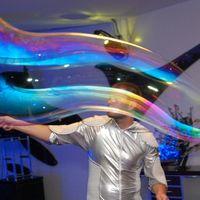 Шоу мыльных пузырей на свадьбу и мероприятия