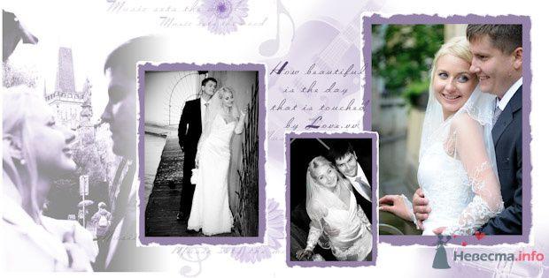 Фото 76901 в коллекции Свадебная фотография в свадебной книге