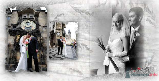 Фото 76909 в коллекции Свадебная фотография в свадебной книге - Василий Саньков. Свадебный и семейный фотограф