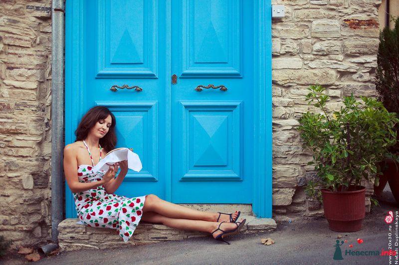 Фото 114151 в коллекции Кипрская лавстори для Светы и Ивана - Фотограф Наталья Дуплинская
