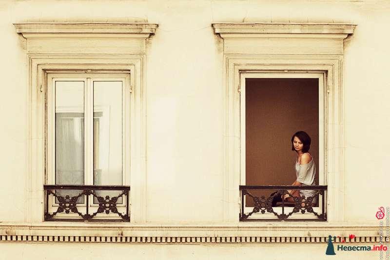 Парижская история Насти и Лёши - фото 129407 Фотограф Наталья Дуплинская