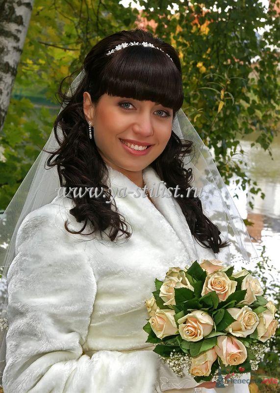 Фото 76629 в коллекции Невесты - Стилист Скачкова Света