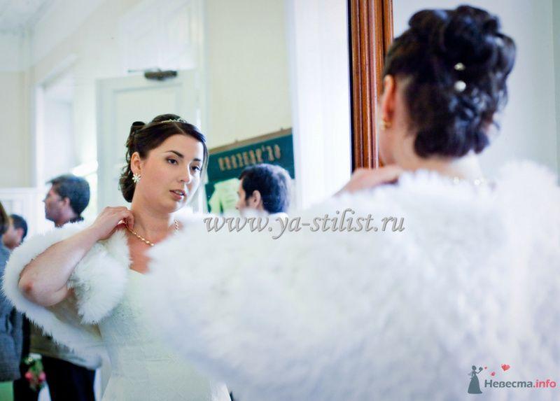 Фото 76633 в коллекции Невесты - Стилист Скачкова Света