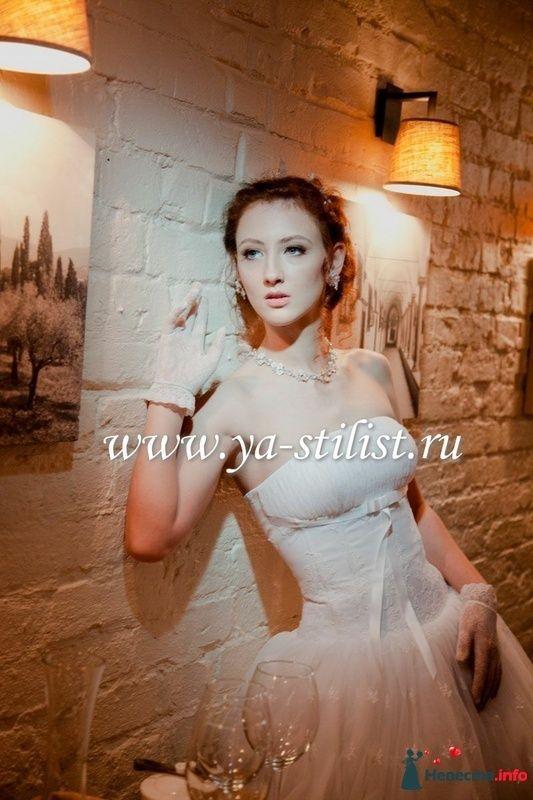 Фото 81309 в коллекции Невесты - Стилист Скачкова Света