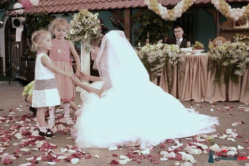 Фото 115768 в коллекции Моя свадьба - Стилист Скачкова Света