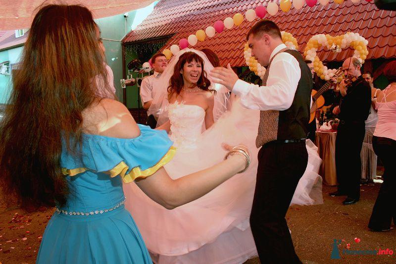 Фото 123937 в коллекции Моя свадьба - Стилист Скачкова Света