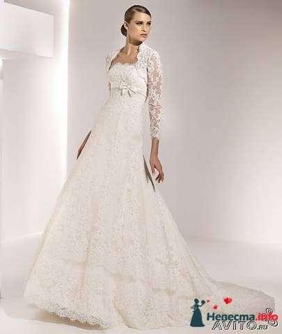 Фото 107979 в коллекции Мое платье - Невеста Eva