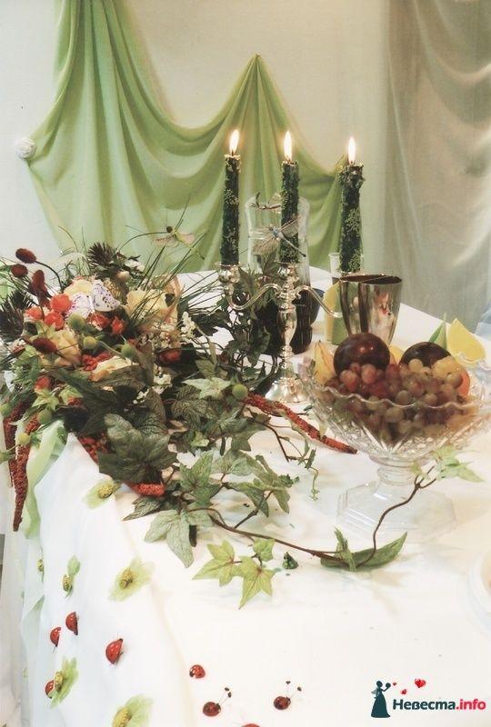 Фишка на свадьбе - божьи коровки - фото 90756 Студия Finnart - праздничная флористика и декор