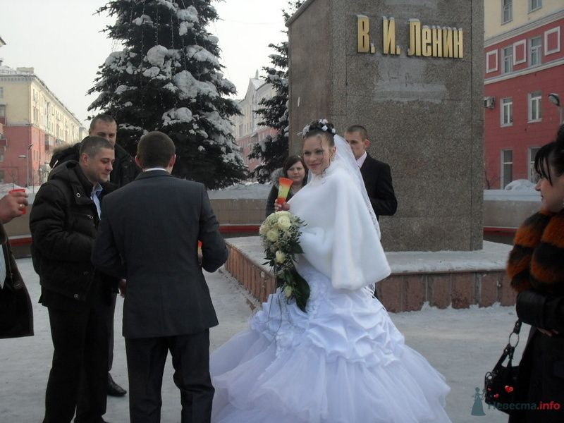 Фото 77874 в коллекции Моя свадьба. - dobirmanik
