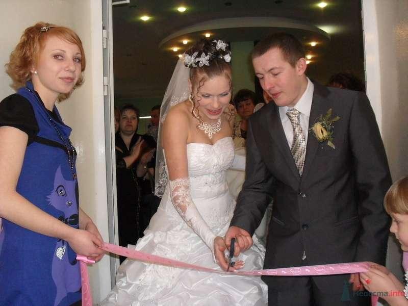Фото 77875 в коллекции Моя свадьба. - dobirmanik