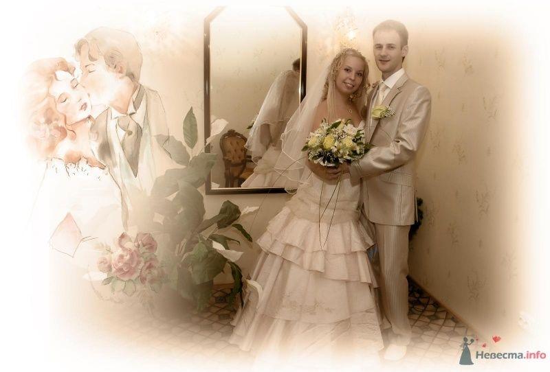 Фото 44618 в коллекции Наша свадьба!)