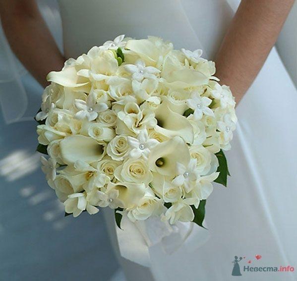 Фото 38675 в коллекции Букет невесты - Дизайн-студия «Art-Infinity»
