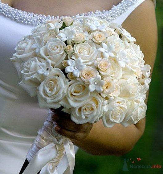 Фото 38676 в коллекции Букет невесты - Дизайн-студия «Art-Infinity»