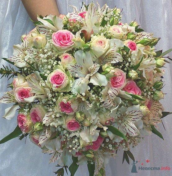 Фото 38678 в коллекции Букет невесты
