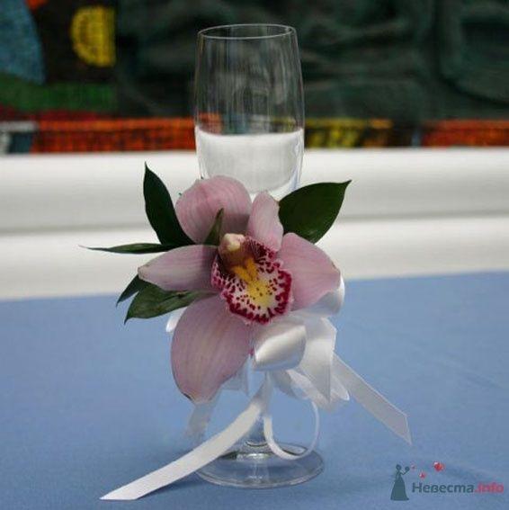Фото 38698 в коллекции Украшение банкетного зала цветами - Дизайн-студия «Art-Infinity»