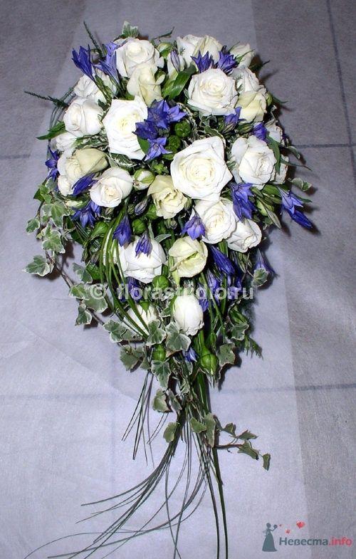 Фото 40148 в коллекции Букет невесты - Дизайн-студия «Art-Infinity»