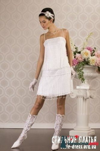 Фото 85335 в коллекции Короткие платья - Духовочка