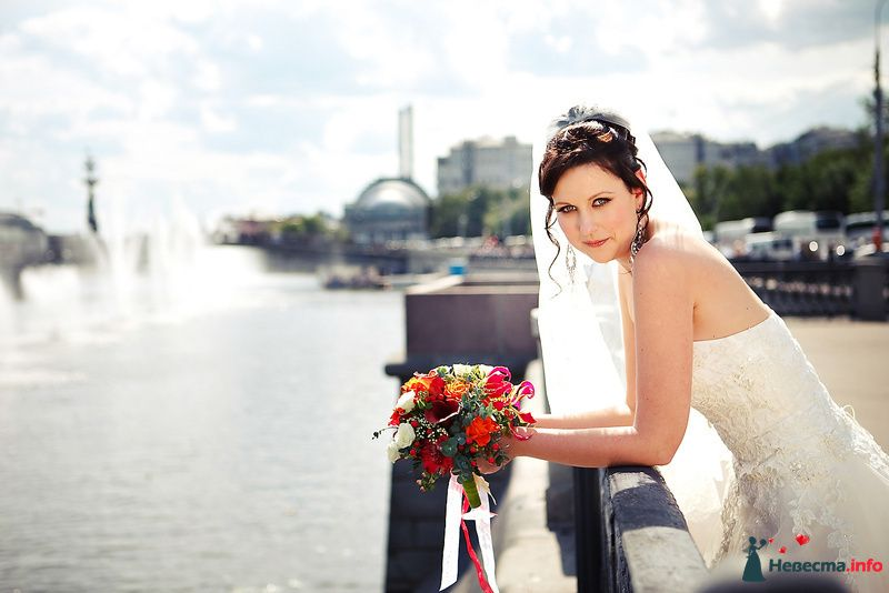 Фото 124189 в коллекции Мои фотографии - Невеста01