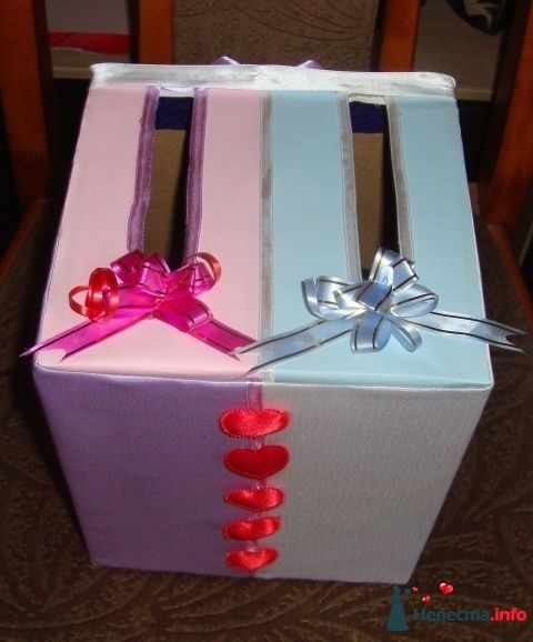 Коробка для определения пола. - фото 85993 Oliti