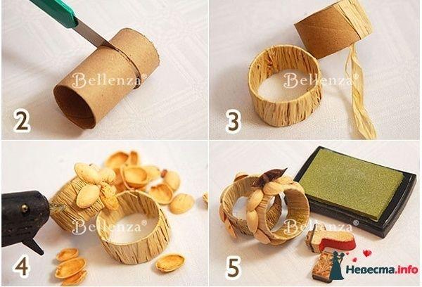 Как делать кольца дома своими руками