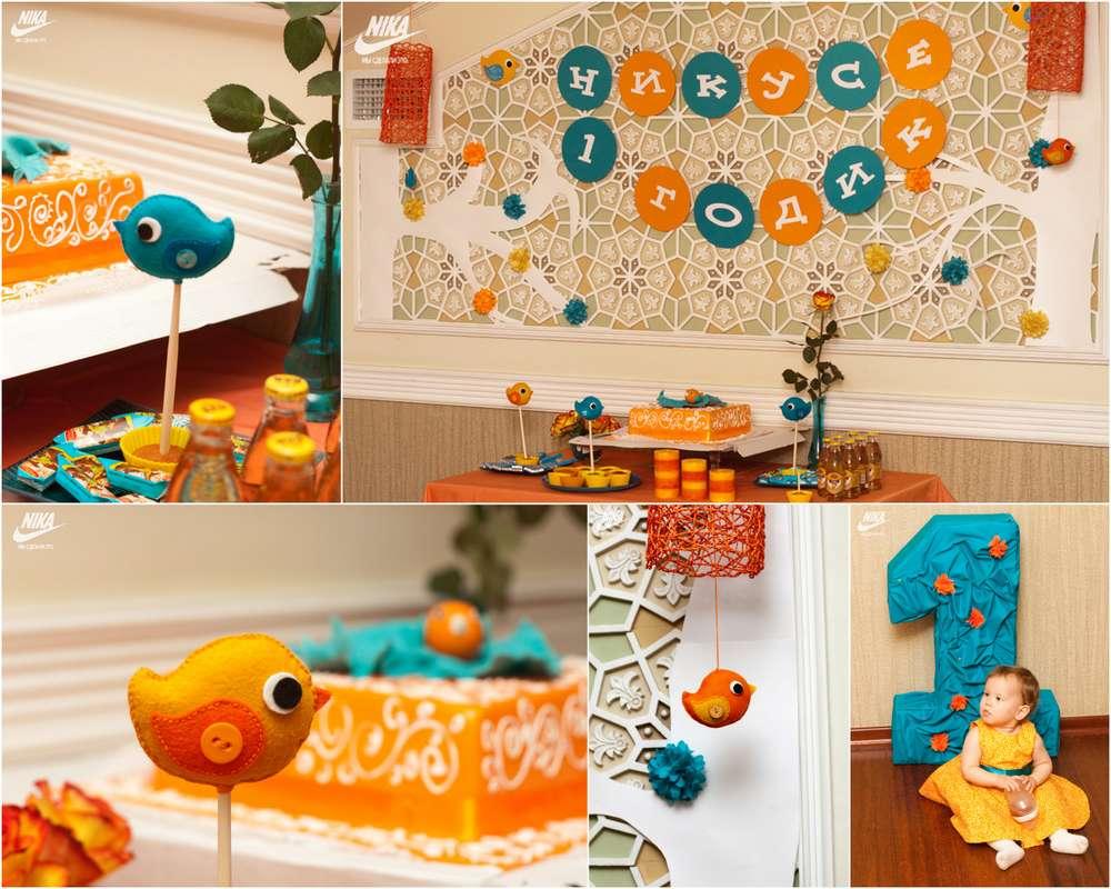 Как оформить комнату на день рождения ребёнка 1 год своими руками 77