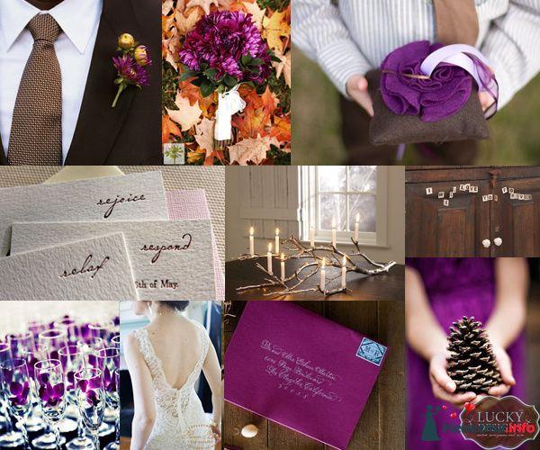 Фото 83491 в коллекции Purple wedding - Невеста01
