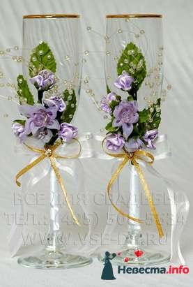 Фото 91010 в коллекции Purple wedding - Невеста01