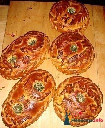 Пирог с кроликом и грибами - фото 81019 Невеста01