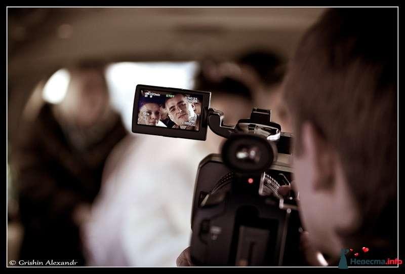 Съемки в лимузине - фото 81074 Видеограф Евгений Латышев