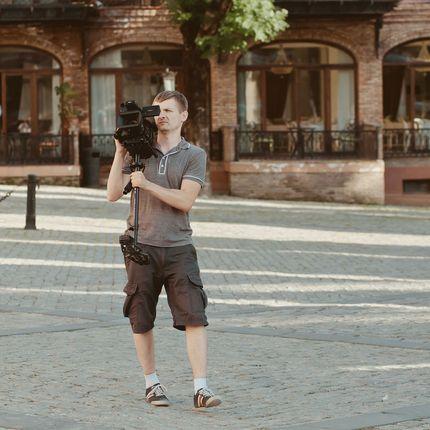 "Видеосъёмка полного дня 14 часов - пакет ""Все включено"""