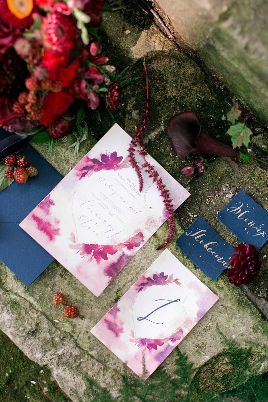 """Фото 15750740 в коллекции Свадьба Лали и Саши - """"Люблю, целую.."""" - студия флористики и декора"""