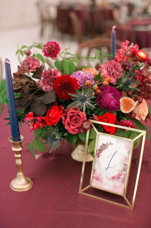 """Фото 15750760 в коллекции Свадьба Лали и Саши - """"Люблю, целую.."""" - студия флористики и декора"""