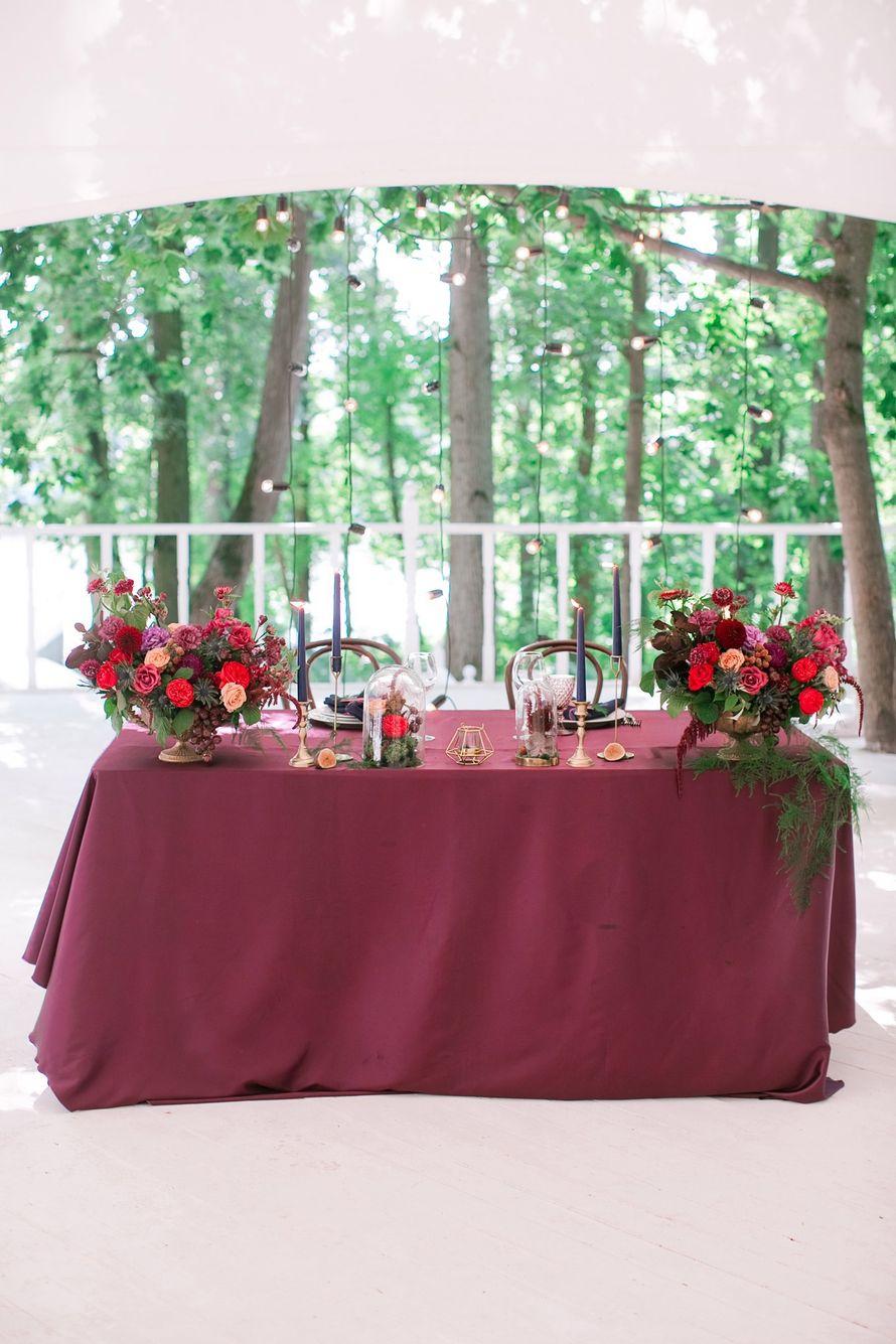 """Фото 15750766 в коллекции Свадьба Лали и Саши - """"Люблю, целую.."""" - студия флористики и декора"""