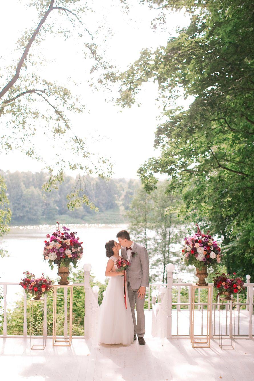 """Фото 15750818 в коллекции Свадьба Лали и Саши - """"Люблю, целую.."""" - студия флористики и декора"""