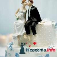 Фото 82107 в коллекции Фигурки для торта - Свадебный распорядитель. Яна