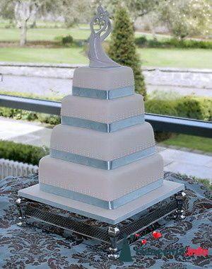 Фото 84746 в коллекции Торты - Свадебный распорядитель. Яна