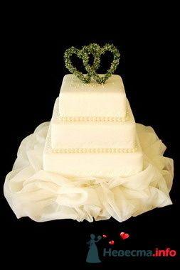 Фото 84749 в коллекции Торты - Свадебный распорядитель. Яна