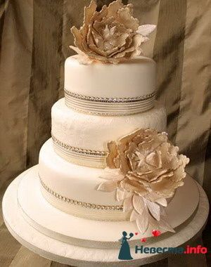 Фото 84774 в коллекции Торты - Свадебный распорядитель. Яна