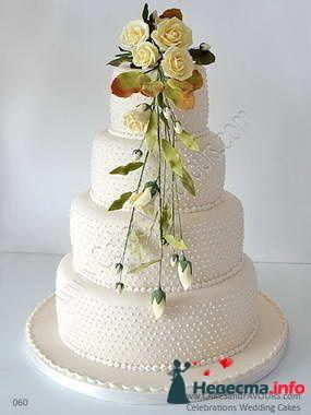 Фото 84792 в коллекции Торты - Свадебный распорядитель. Яна