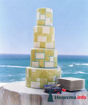 Фото 84816 в коллекции Торты - Свадебный распорядитель. Яна
